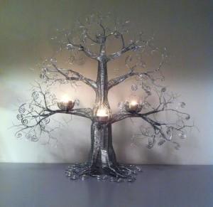 ljuslykteträd
