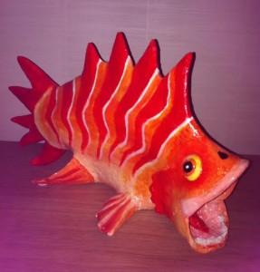 pappersfisk